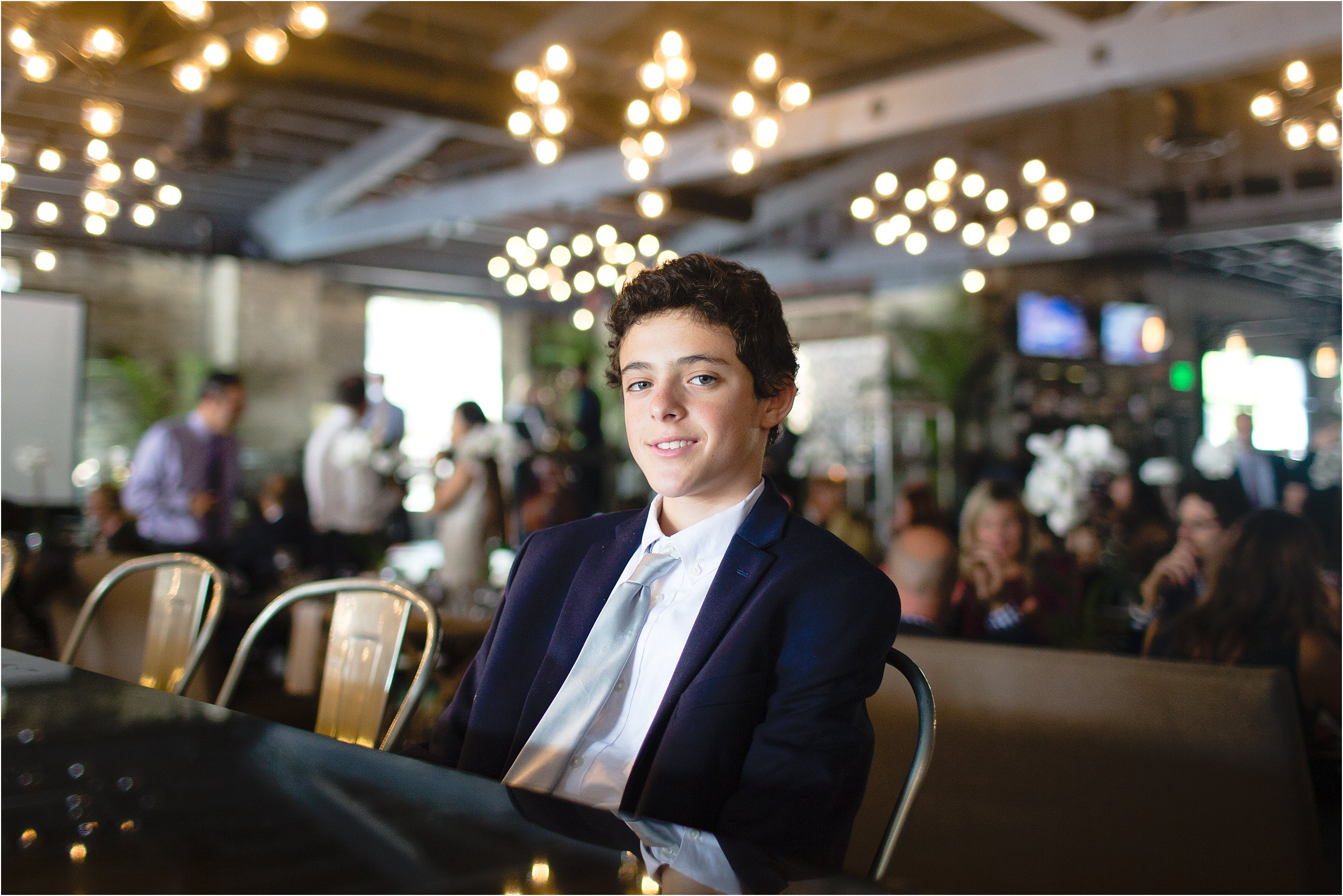 The Crosby Bar Mitzvah Photography Montclair